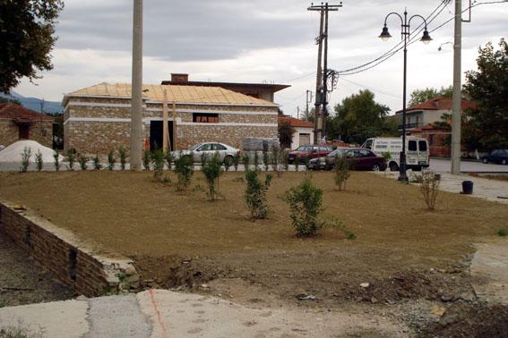 Πολιτιστικό κέντρο -πλατεία