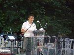 3ο Φεστιβάλ: ο Πρόεδρος του Συλλόγου κ. ΕυάγγελοςΤσακνάκης