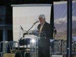 3ο Φεστιβάλ: ο Δήμαρχος Λιβαδίου κ. ΓεώργιοςΓαλάνης
