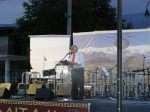3ο Φεστιβάλ: ο Πρόεδρος του Δικτύου «Περραιβία» κ. ΚωνσταντίνοςΣκριάπας