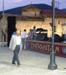 3ο Φεστιβάλ: Ο Καθηγητής Αρχαιολογίας και Πρόεδρος του Νέου Μουσείου Ακρόπολης κ. ΔημήτριοςΠαντερμαλής