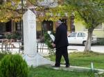 Ο Πρόεδρος Τ.Κ. Δολίχης κ. ΠαναγιώτηςΤσακνάκης